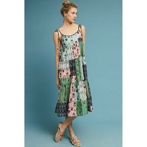 New Plantes Swing Dress by Verb by Pallavi Singhee